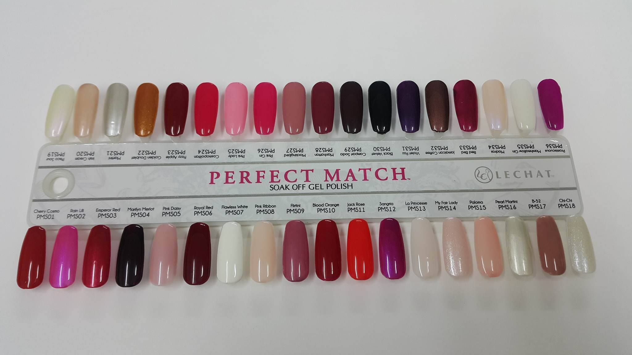 LeChat Gel Polish Swatch