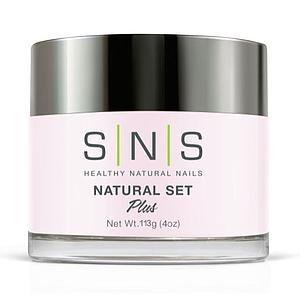 SNS Natural Set 4 oz