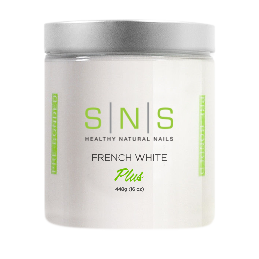 SNS French White 16 oz