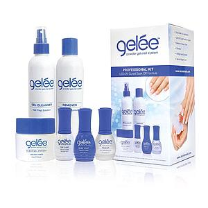 Gelee Powder Gel Nail System Set