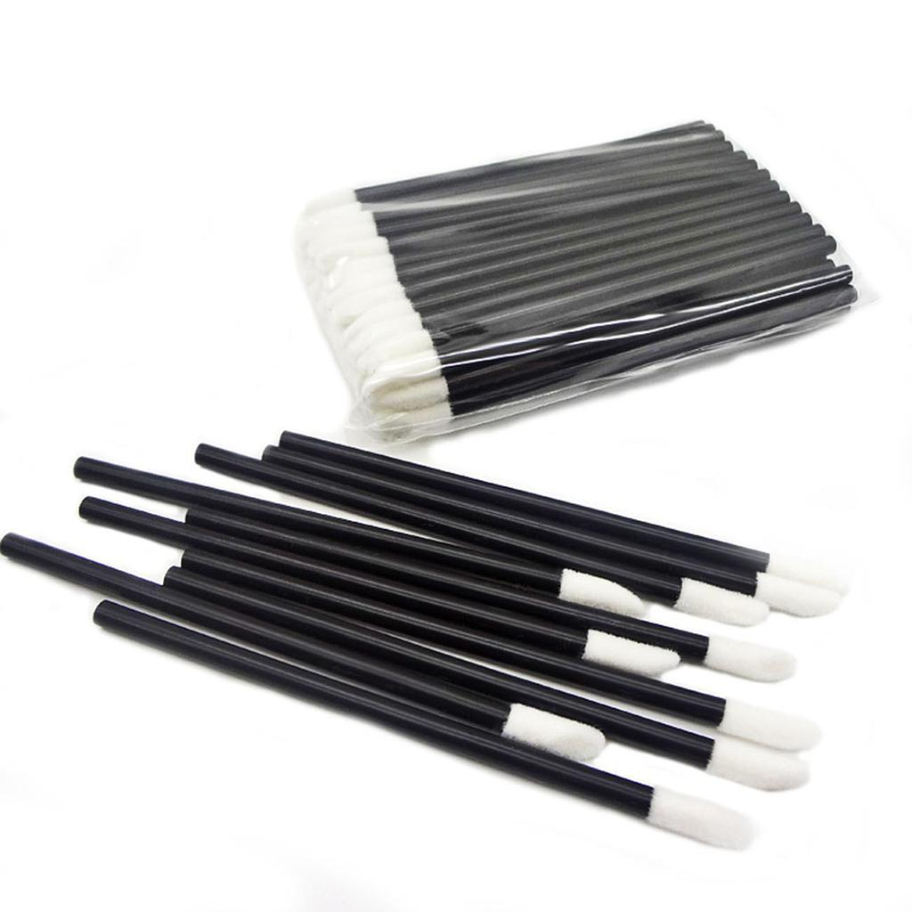 Lip Brush Black 50pcs