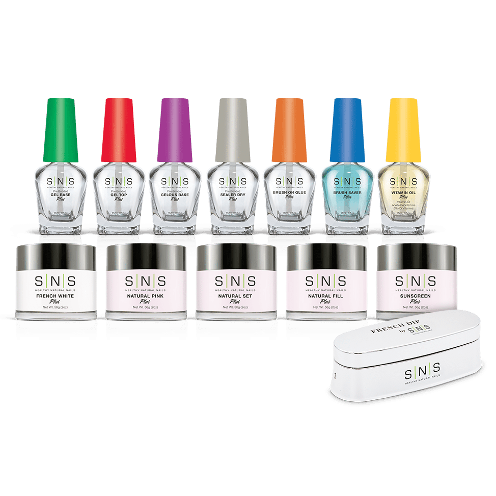 SNS Start Kit 5   VNZ Nail and Beauty Supplies