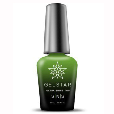 SNS Gelstar Ultra-shine Gel Polish Top