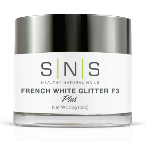 SNS French Glitter F3